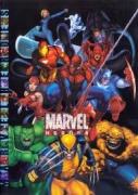Sešit A5/32 listů Marvel Heroes linkovaný