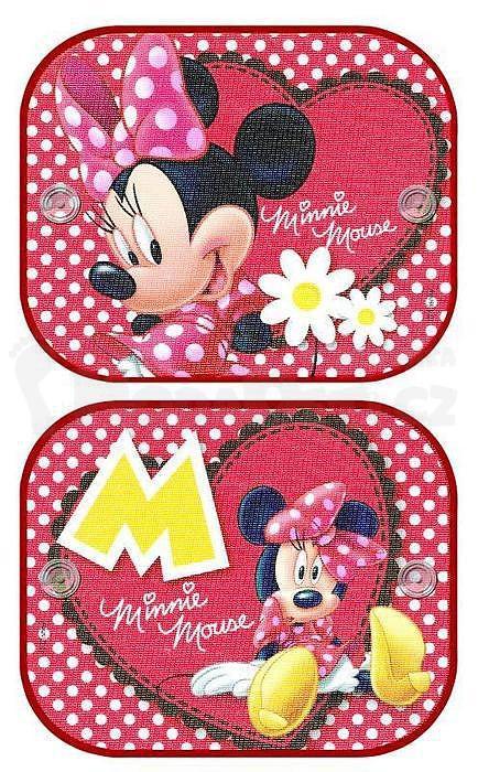 Stínítka do auta Minnie Mouse
