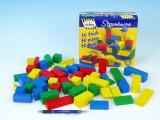 Stavební kostky 50ks