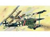 Modely SMĚR - Letadlo Fokker Dr.I