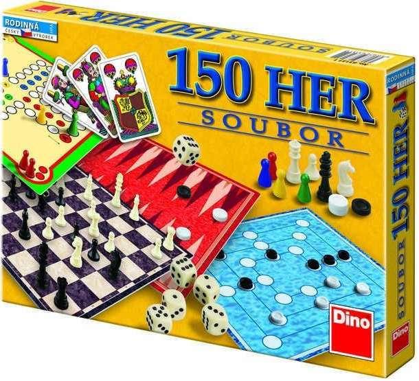 DINO - Soubor 150 her