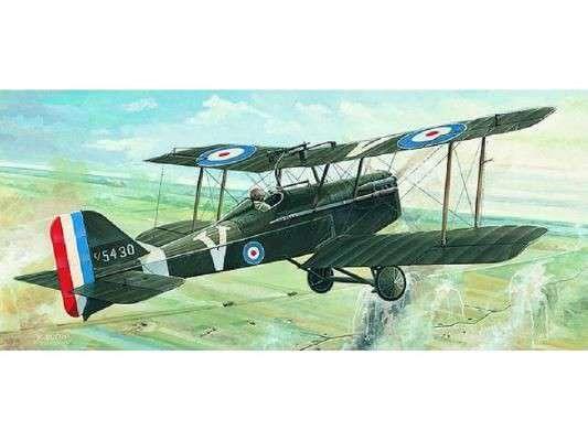 Modely Směr - Letadlo R.A.F. SE 5a.Scout