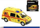 Ambulance kov 14cm PB