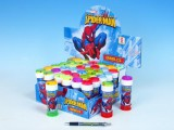 Bublifuk 60ml Spiderman