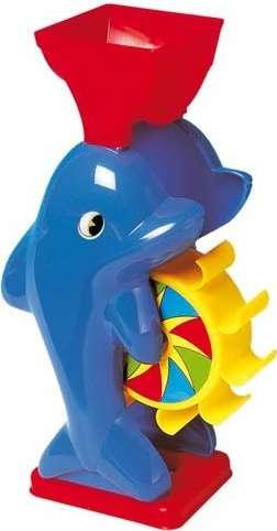 Plastový mlýnek Delfín