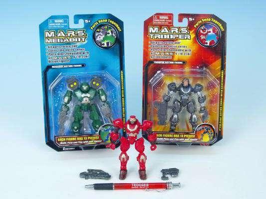 Figurka M.A.R.S. Heroes