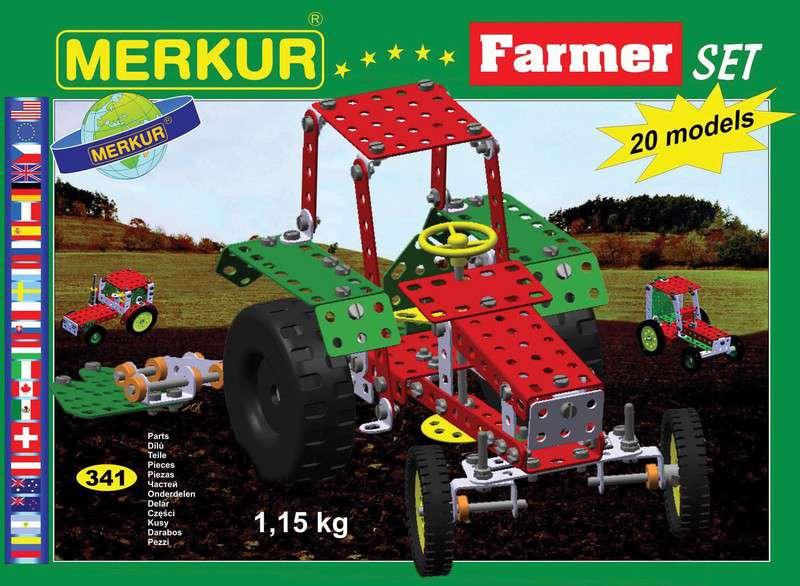 Merkur Farmer set