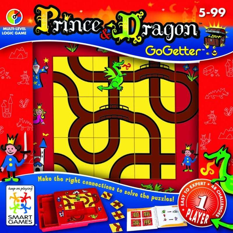 SMART Princ a drak