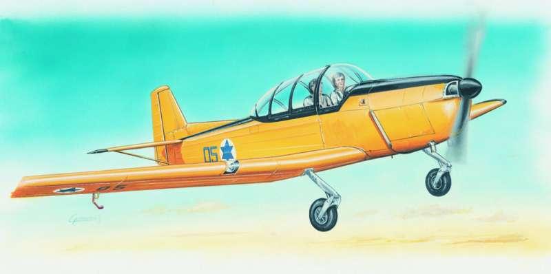 """Modely Směr - Letadlo Fokker S 11 """" Instruktor"""""""