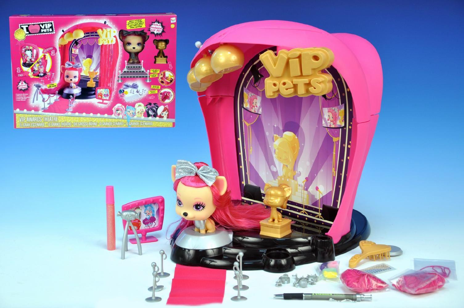 VIP Pets Divadlo s doplňky