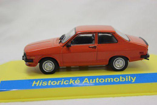 Kovový model Dacia 1410 Sport cihlová 1:43