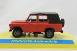 Kovový model ARO 241 červené 1:43
