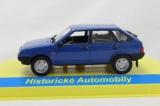 Kovový model Lada Samara modrá 1:43