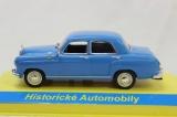 Kovový model MB W180 Ponton modrý 1:43