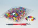 Hodinky 2011 korálkové plast
