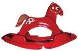 Houpací koník červený