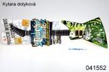 Kytara Rock Dotyková elektronická