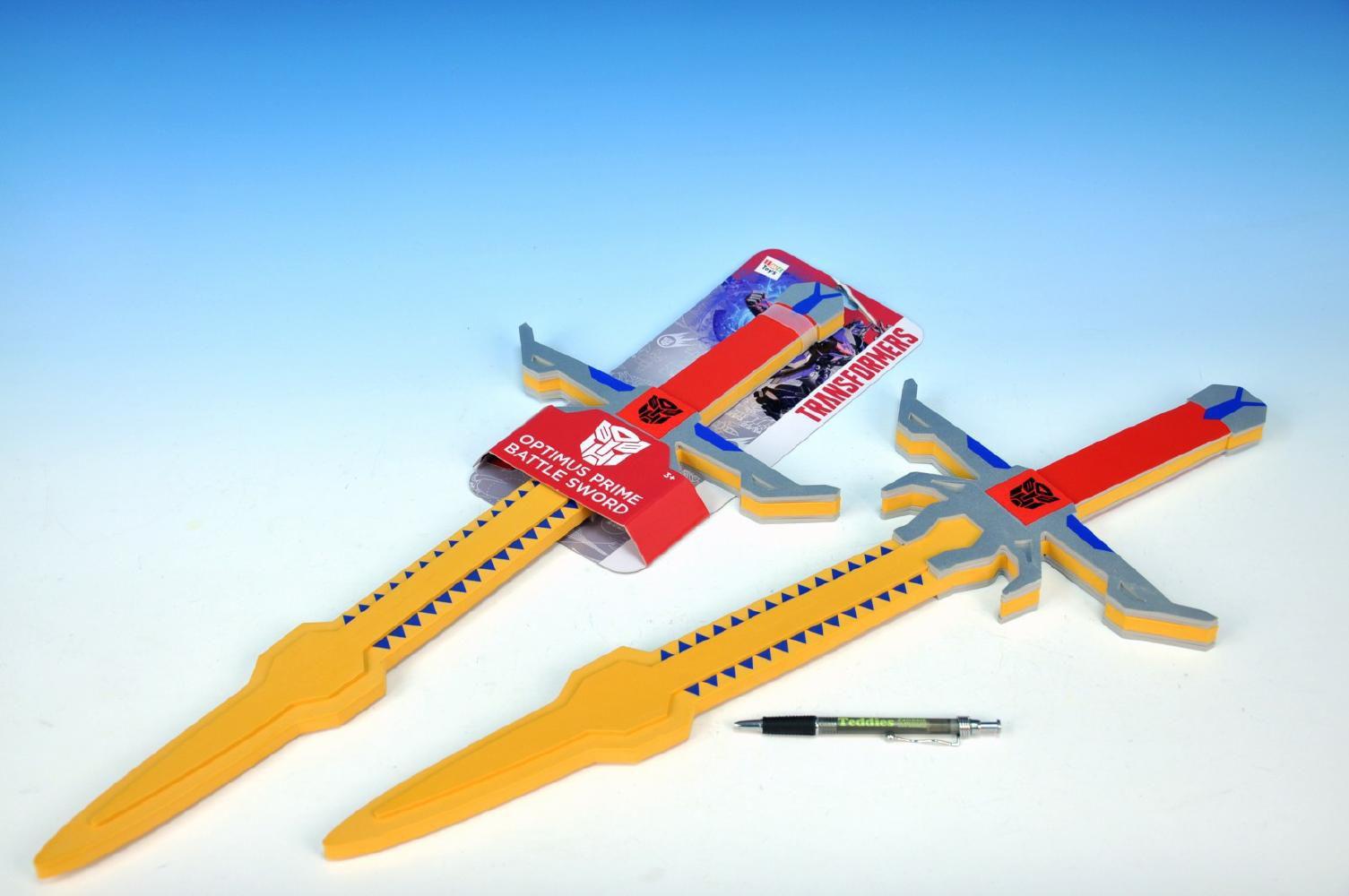 Meč Optimus Prime 63x26cm