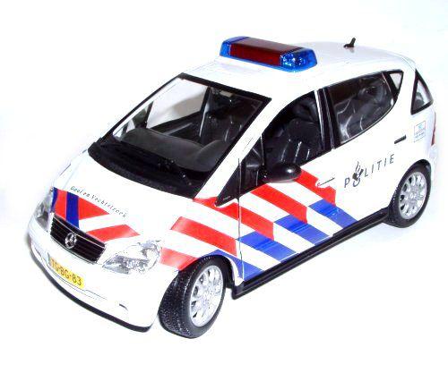 Mercedes A-Class Long Version Politie Netherland MAISTO