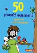Zvětšit fotografii - Mindok 50 přírodních experimentů