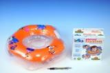 Plavací nákrčník Flipper oranžový