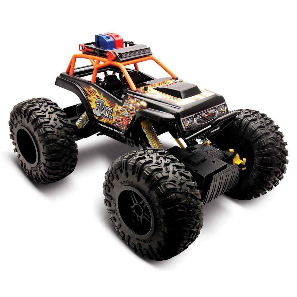 RC Maisto Auto Rock Crawler 3XL na dálkové ovládání