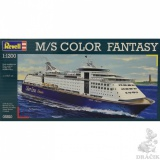 Revell M/S Color Fantasy 1:1200