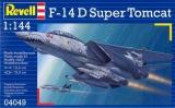 Zvětšit fotografii - Revell F-14D Super Tomcat (1:144)