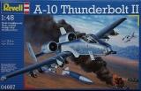 Revell Plastic Kit letadlo 04054 A-10A Thunderbolt II 1:144