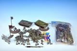 Vojáci sada 2tanky+2vojska 53ks
