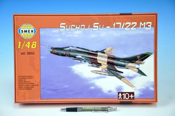 Modely SMĚR - Letadlo Suchoj SU - 17/22 M3, model SM855