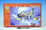 Modely SMĚR - Letadlo Suchoj SU - 17/22 M4