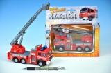 Auto hasiči kov 17cm česky mluvící