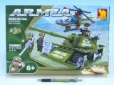 Dromader - Vojáci Tank+Vrtulník 22605
