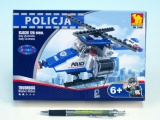 Dromader - Policie Vrtulník 23401 126ks