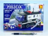Dromader-Policie Auto Dodávka 23404