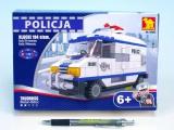 Dromader - Policie Auto Dodávka 23405