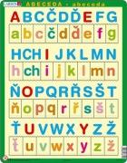 Puzzle Česká abeceda 34dílků
