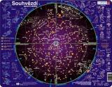 Puzzle Souhvězdí severní oblohy 70 dílků