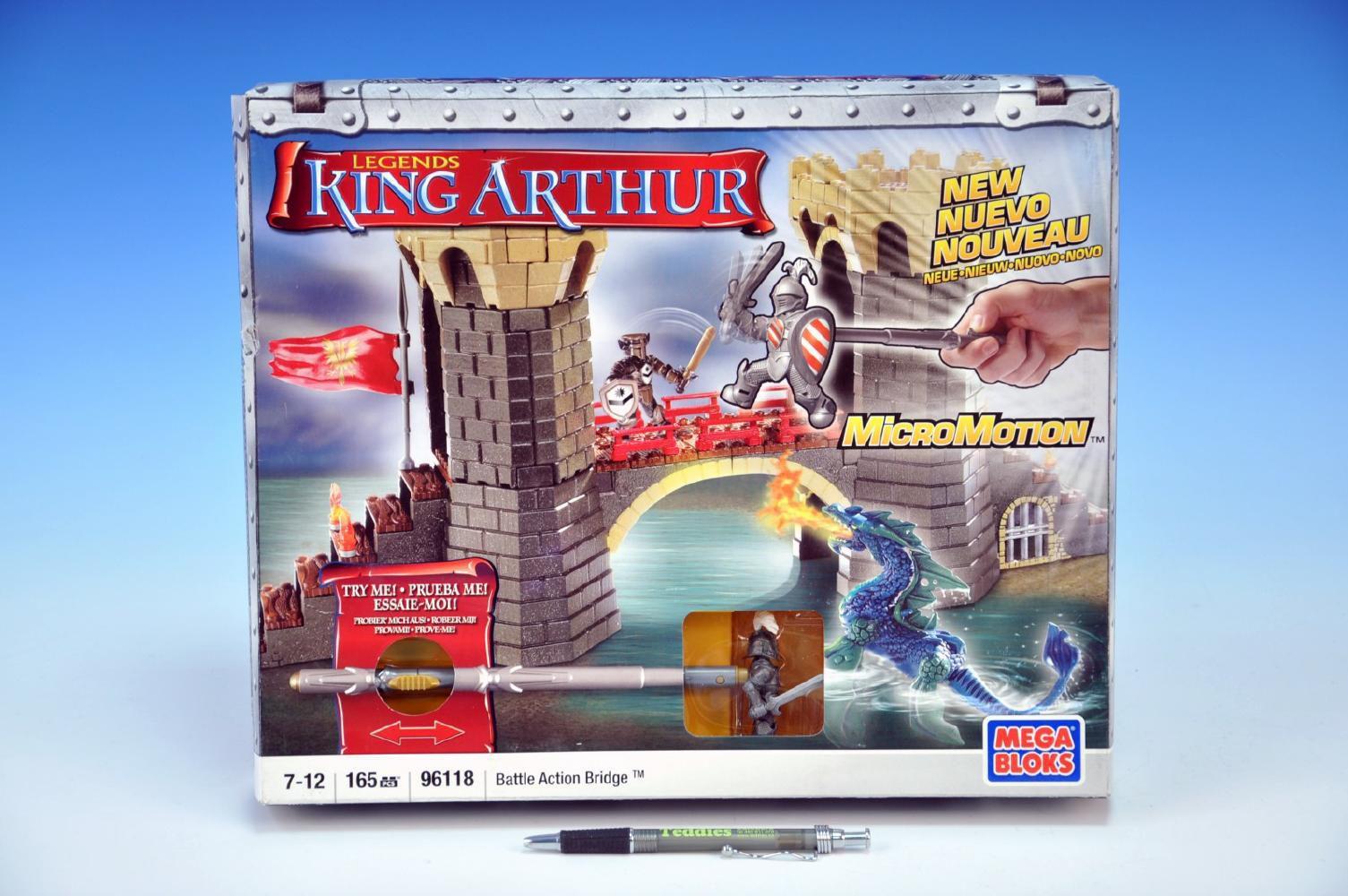 Mega Bloks LEGENDS KING ARTHUR