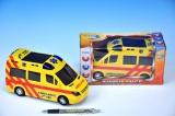 Ambulance plast 21cm narážecí