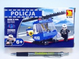 Dromader - Policie Vrtulník 23202 47ks