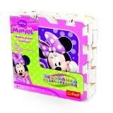 Pěnové puzzle  Minnie Mouse