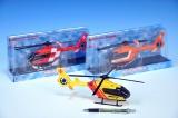 Vrtulník plast 21cm na baterie