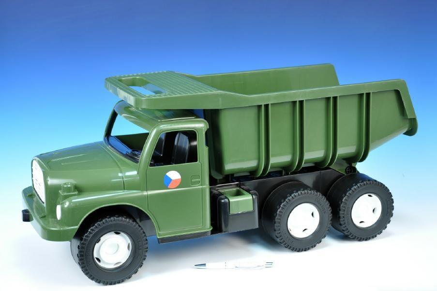Auto Tatra 148 73cm khaki vojenské