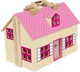 Domeček pro panenky kufřík