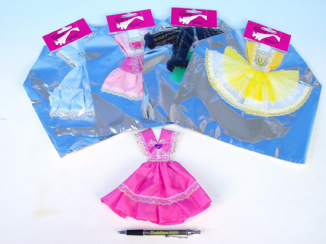 Šaty/Oblečky krátké na panenky