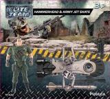 Hammerhead & Army Jet Skate