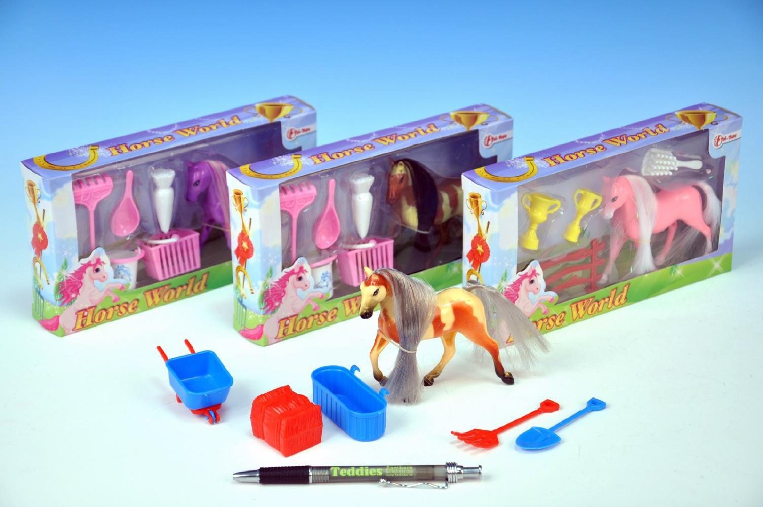 Koník Poník s doplňky plast