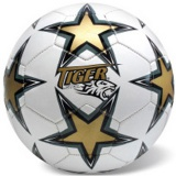 Kopací míč TIGER Stars gold